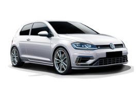 Europcar Marken - VW Golf R