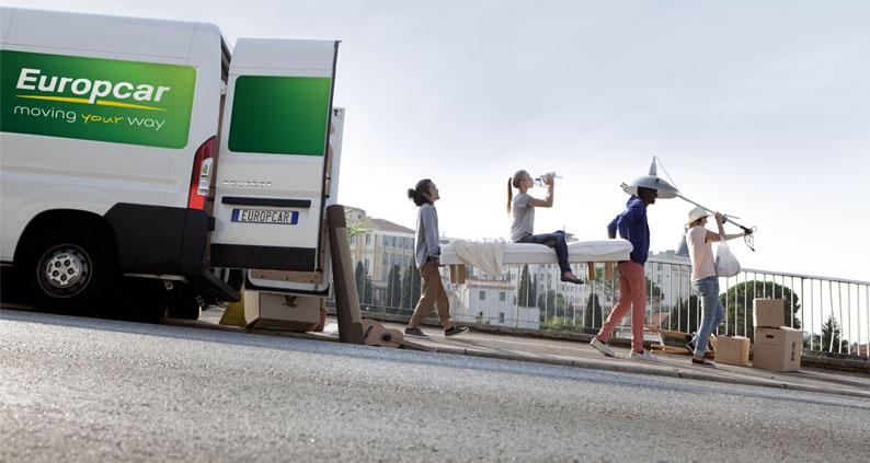 Autovermietung auto transporter und lkw weltweit mieten europcar