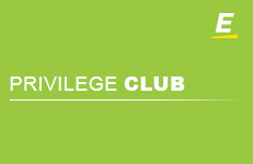Privilege club card Bild